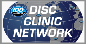 IDD Therapy Disc Clinic Network Logo